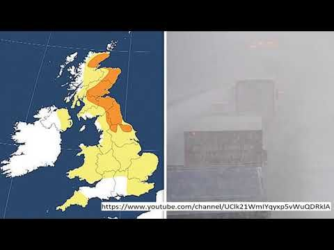 00Fast News, Latest News, Breaking News, Today News, Live News. Please Subscribe! BBC Weather outlook: Rush season CHAOS as over SNOW withdraw Britain inside HOURS BRITONS are dispute encounter over commute interruption for the duration of morrow zip season as a new polar climate arrangement...