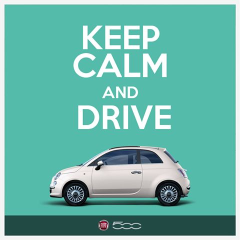 #Fiat500 got an advice for you!