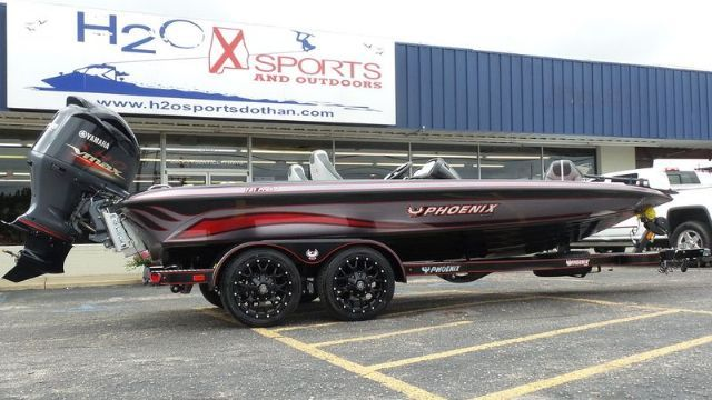 2016 PHOENIX 721 PRO Bass Boat for sale in Dothan, AL