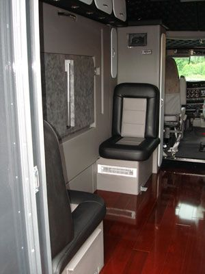 45 best images about truck sleepers on pinterest semi - Commercial van interiors phoenix ...