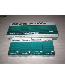Discount Newport 100s Cigarettes with 20 Cartons