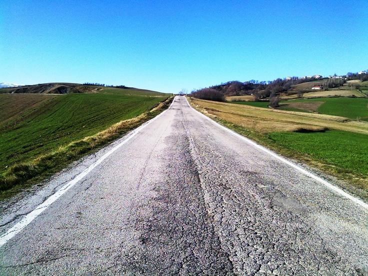 la strada: non importa dove.. ma come e perchè.