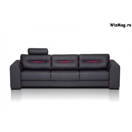 Canapea 3 locuri vip
