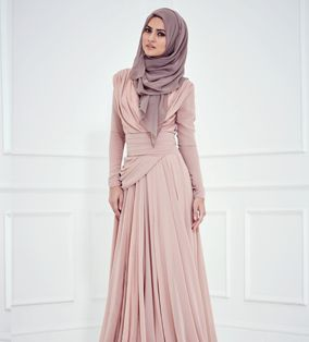 Islamic Modest Clothing with Hijab