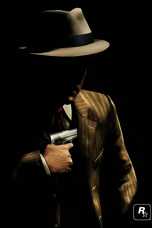 From Rockstar's video game 'L.A. Noire'.