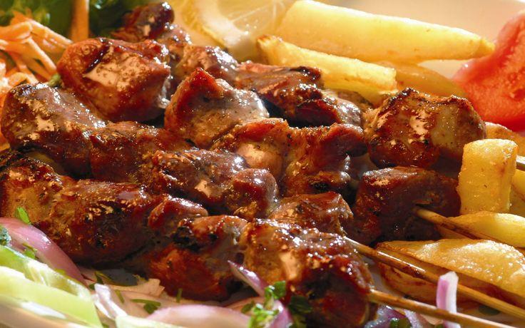 Кулинарные рецепты: Шашлык из баранины – простой и лёгкий в приготовлении, и очень вкусный в еде.