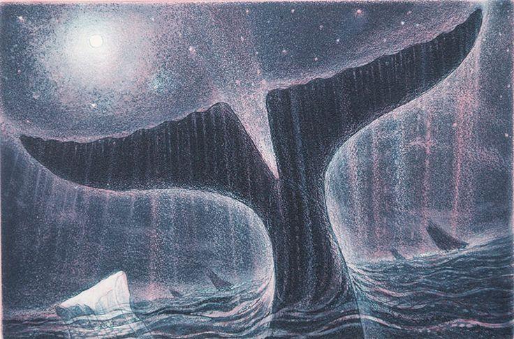"""Twilight Sounding"", 2010, by , David Blackwood Gallery"