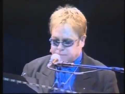 """""""Элтон Джон in Ростов Дон"""" концерт для всех желающих, лето 2007, Россия"""