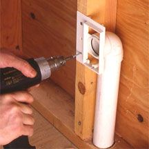 How to Install a Central Vacuum System   HomeTips