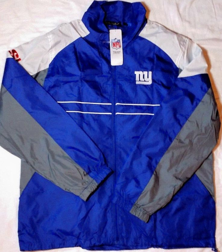 842740ac1 ... france jersey 58 antonio pierce nfl sports illustrated ny giants jacket  4b530 93cd2