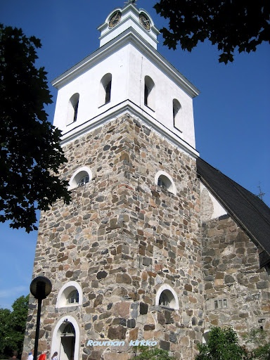 Rauma - Finland - church