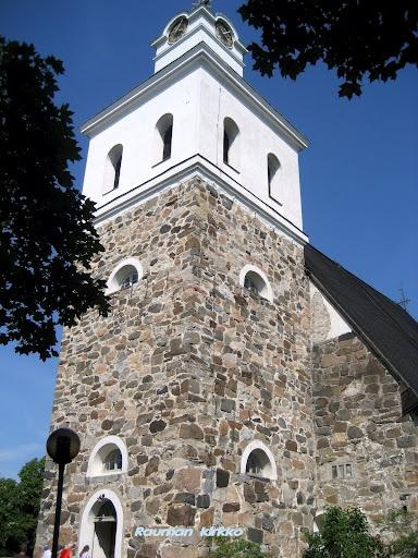 Rauma - Finland - church