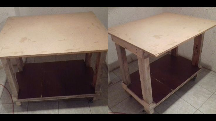 small workbench part 2