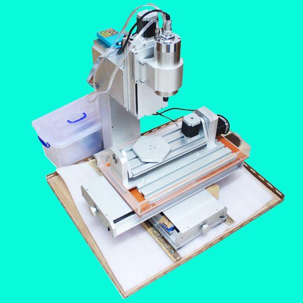 Cheap Price 5 Axis 3040 Linear Guideway CNC