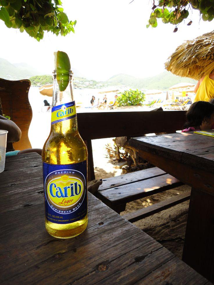 Best $.99 beer ever...Carib, St Marteen