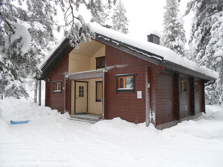 mökki 6+2 henkilöä, numerot 13, 15-18 cabin for 6+2 people, numbers 13, 15-18