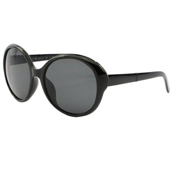 Lunettes de soleil noires Fashion femme 2s3PN