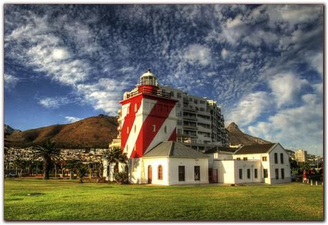 Green Point lighthouse South Africa