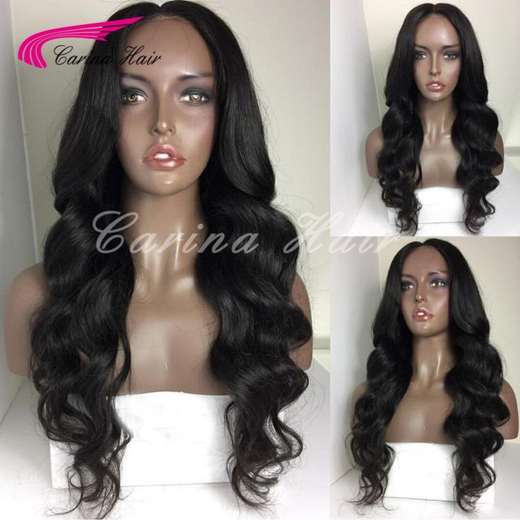 Top Grade Human Hair Wigs 130% density Brazilian Full Lace human hair wigs virgin Lace Front Wigs with Baby Hair for Black Women