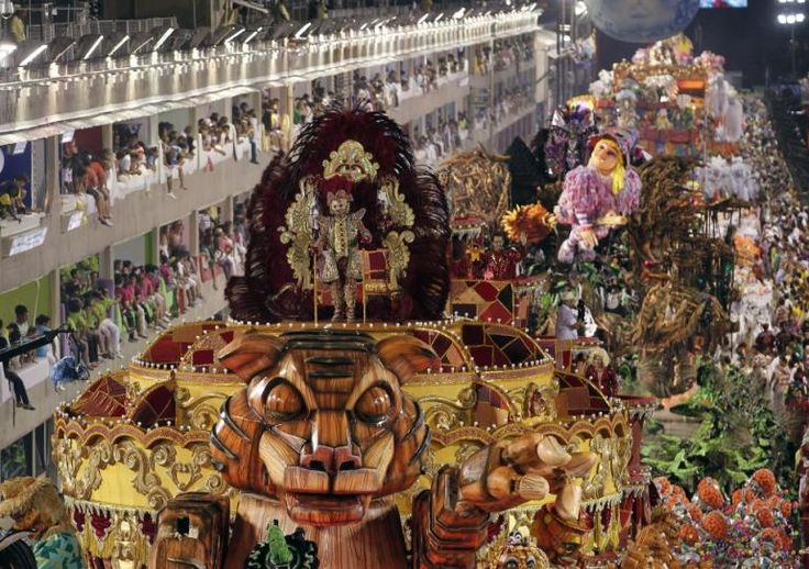 Your 2014 Guide To Carnival Season