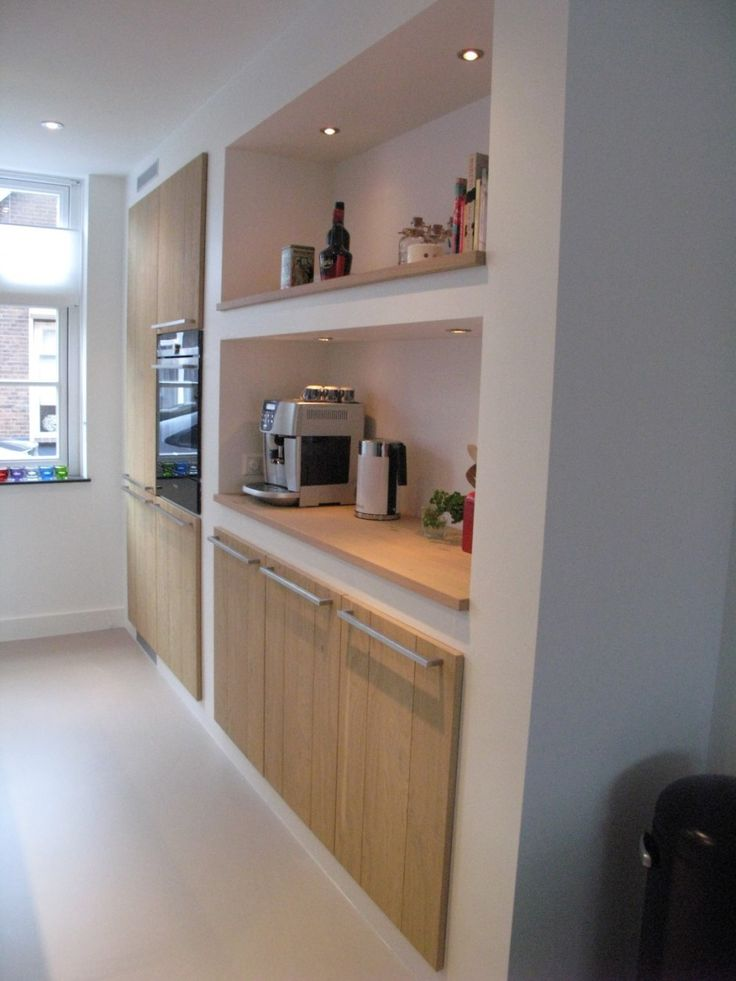 Mooie lichte & ruime keuken