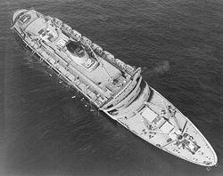 SS Andrea Doria and Linda Morgan, the Miracle Girl