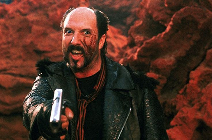 Brion James in Enemy Mine (1985)