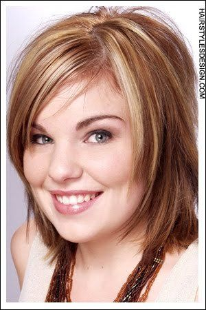 Tremendous 1000 Ideas About Fat Face Hairstyles On Pinterest High Forehead Short Hairstyles Gunalazisus