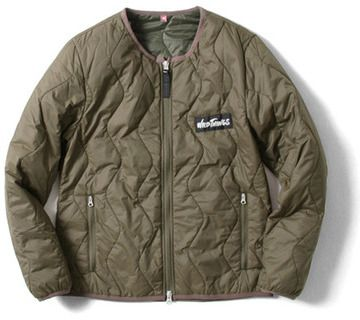 URBAN RESEARCH Mt Design WILDTHINGS INNER PRIMALOFT JACKET / Quilted jacket on ShopStyle