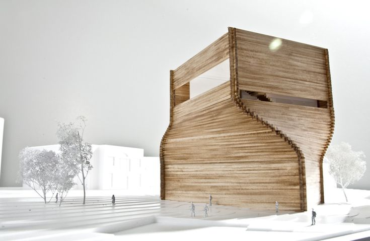 international architecture practice BIG architects have designed the winning proposal for the new kimball art centre in park city, utah, USA.   the nonprofit community art center first began in 1976, whereby the local community transformed the kimball brother's garage   into what is today's kimball art centre.