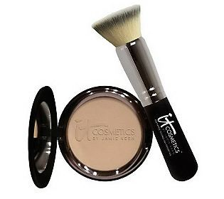 {Best Foundation Nominee} It Cosmetics Anti-Aging Celebration Foundation with Brush