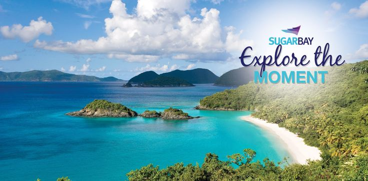 Seize your moment at amazing Sugar Bay Resort in St. Thomas. It's all inclusive, just bring your toothbrush and have fun. Book now at www.travelintoucan.com