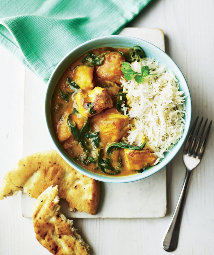 Chicken & Butternut Squash Korma | Asda Good Living