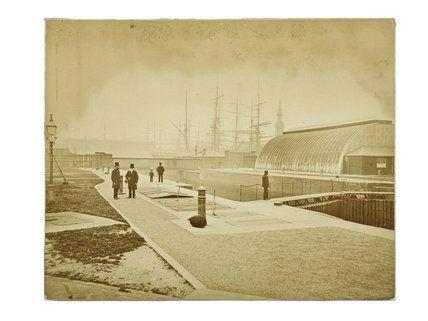 Shadwell Basin 1839