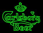 Carlsberg Neon Beer Sign, Carlsberg Neon Beer Signs & Lights | Neon Beer Signs & Lights. Makes a great gift. High impact, eye catching, real glass tube neon sign. In stock. Ships in 5 days or less. Brand New Indoor Neon Sign. Neon Tube thickness is 9MM. All Neon Signs have 1 year warranty and 0% breakage guarantee.