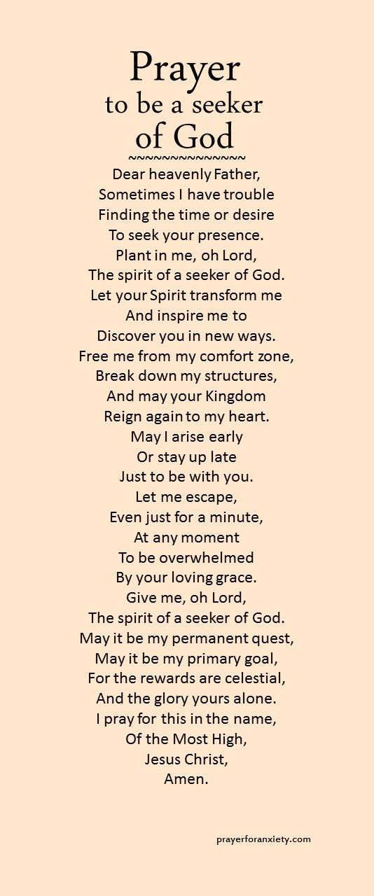 May Lisa and I be seekers of you. Lord, thanks for still allowing us to choose to still seek you when we have failed many times. I love you.
