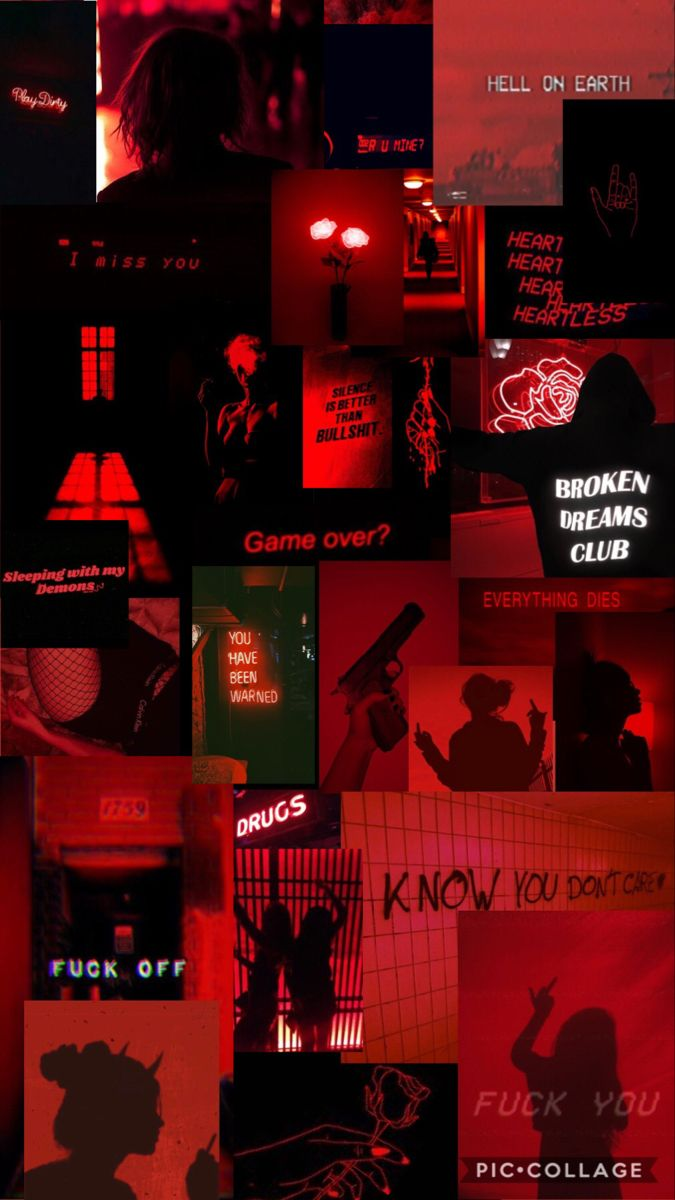 Neon red aesthetic wallpaper collage, dark red moody vsco digital wall collage 40pcs etsy in, zhou wendou lot neon wall art, contemporary art, pin by yuh on vibe pink tumblr aesthetic, pink wallpaper, 41+ trendy aesthetic wallpaper iphone soft grunge red 41 Wallpaper in 2020   Iphone wallpaper tumblr aesthetic, Red
