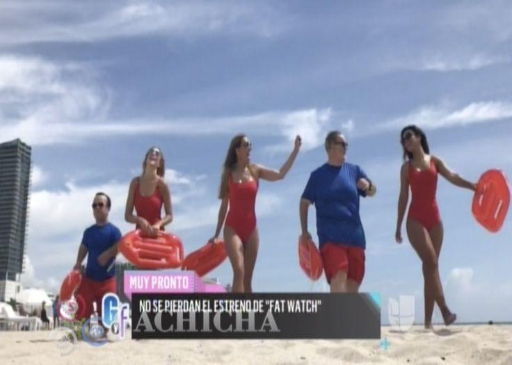 Los Cuerpazos De El Elenco De El Gordo Y La Flaca Para La Nueva Temporada De Baywatch