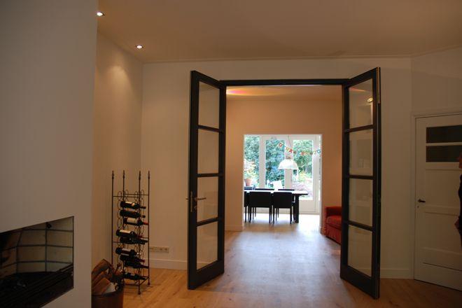 kamer-en-suite | voorbeeld voor moderne oplossing