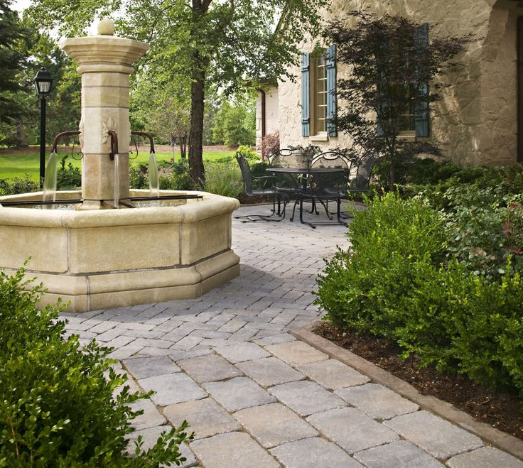 Allied Outdoor Solutions Pavers Gallery - Before and after pictures of paver driveways, patios, walkways, and pool decks in Houston, Dallas, Austin Texas