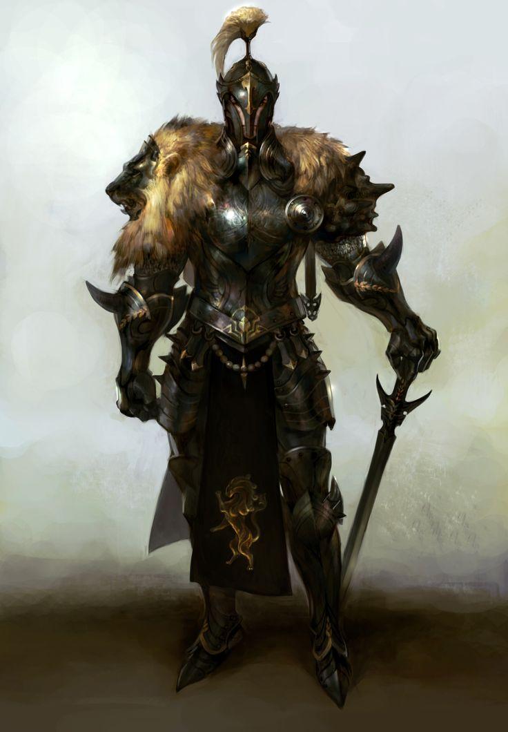Association Sept de Sang - GN De l'Autre Côté du Miroir - Dahem - Homme - Champion (Si entièrement armure noire !)