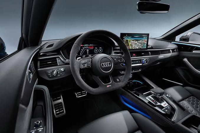 Audi Rs5 2020 Interior In 2020 Audi Rs5 Rs5 Coupe Audi Rs