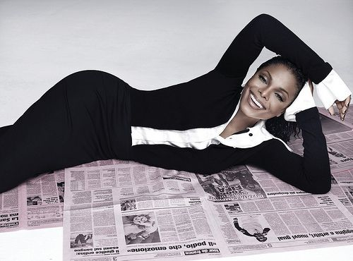 Janet Jackson [Ruven Afanador] 008 | Flickr - Photo Sharing!