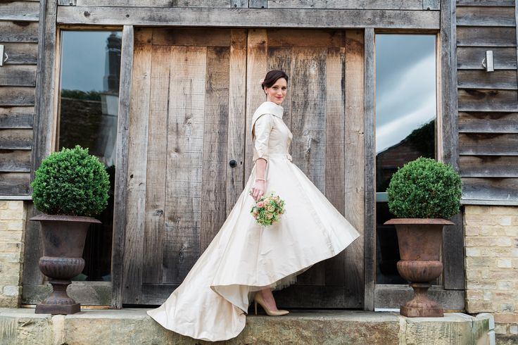 Margot #weddingdress by Rachel Lamb Design. Photo by @sbrookesphoto18