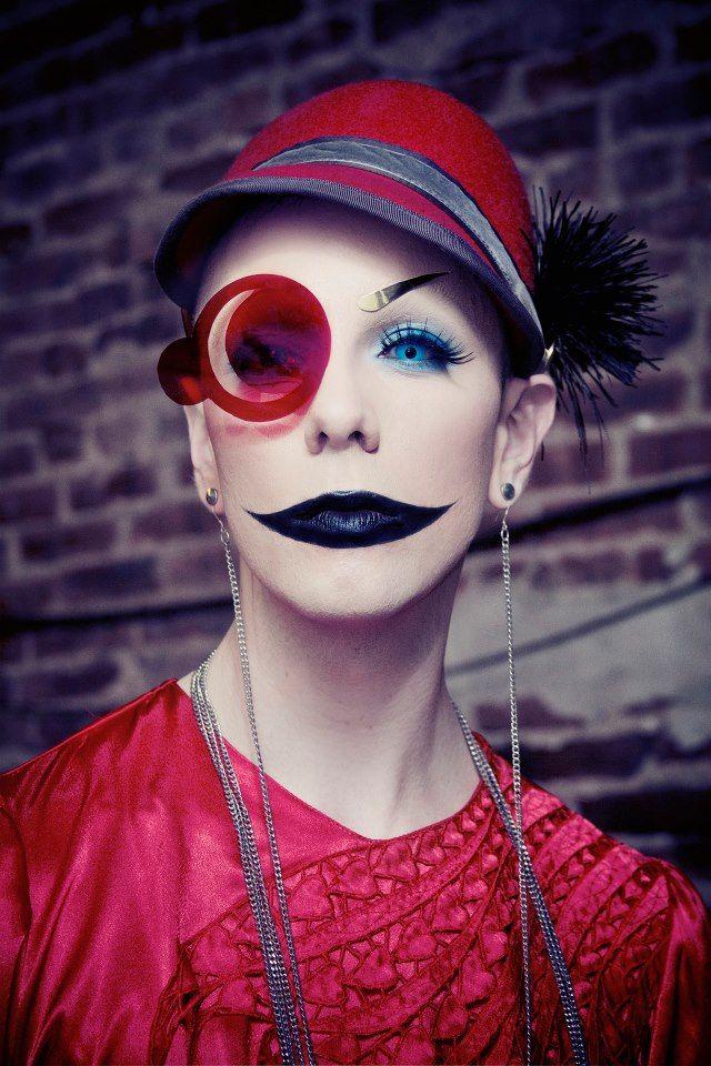 Creative photography - makeups - recomendado por www.bessagemakeup.com