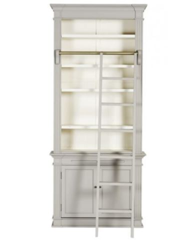 Allissias Attic Design & Vintage French Style — Ladder Bookcase & Storage - (Single) Welsh style
