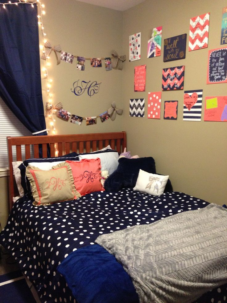 Decorating Ideas > 17 Best Images About Dorm Ideas ️ On Pinterest  Curtains  ~ 232412_Pink And Purple Dorm Room Ideas