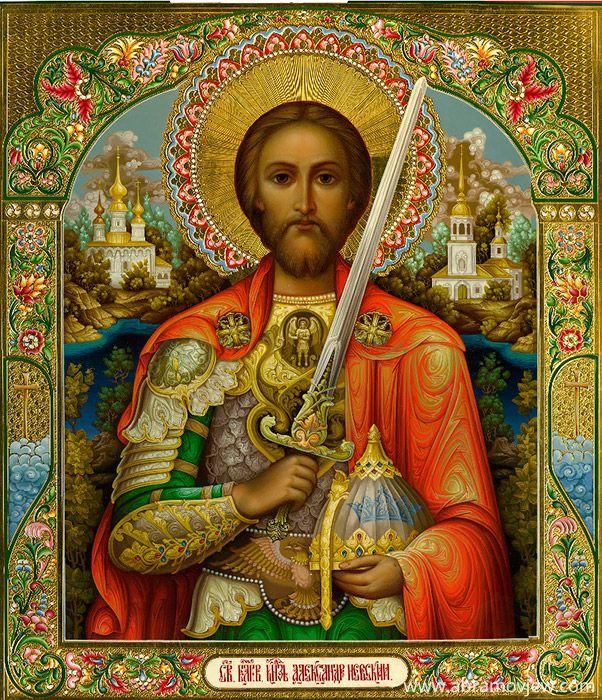 6701236,    Εικόνα του Αγίου Πρίγκιπα Nevsky Αλεξάντροφ    τέμπερα, χαρακτική και ζωγραφική σε φύλλα χρυσού;     31 x 27 cm    διαθεσιμότητα διευκρινίσει    /img/catalogphoto/gusar/icons/6701236.jpg