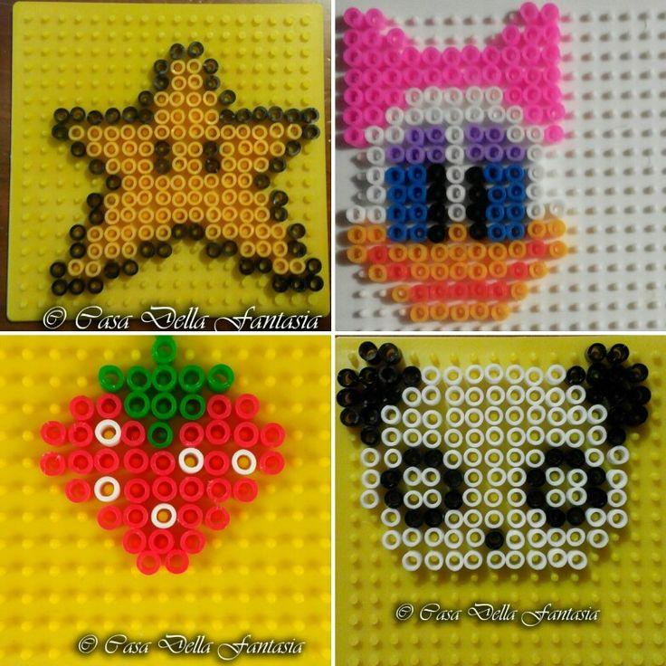Creazioni pyssla - hama beads ;)