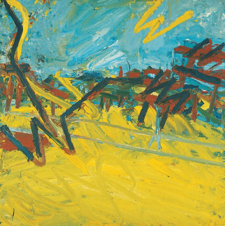 Frank Auerbach's London: the extraordinary life and loves – in pictures